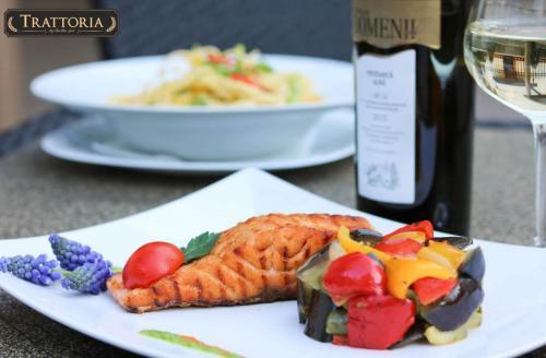 file de somon trattoria by garden pub pitesti